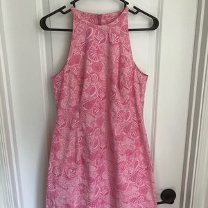 Vintage Lilly Pulitzer Seashell Dress